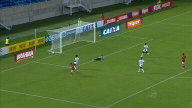 Torcida recebe o Ceará no aeroporto após classificação para a final da Copa do Nordeste. - Horizonte enfrenta nesta quinta o Fluminense pela Copa do Brasil