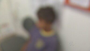 Conselho Tutelar fiscaliza áreas onde crianças trabalham reparando carros - O Conselho Tutelar está fiscalizando áreas onde crianças trabalham reparando carros. É comum encontrar esse tipo de ocorrência nos Centro comercial de Macapá.