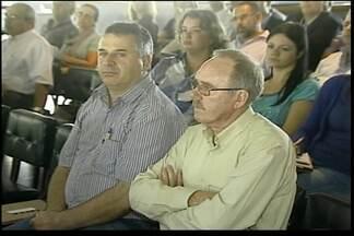 Prefeitos da zona sul participam de seminário da Caixa - Evento trata de temas como habitação e recursos