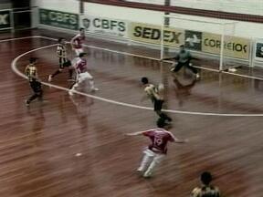 Parceria entre Prefeitura e Atlântico prevê ingressos de graça para Gauchão de futsal - Convênio passará R$ 25 mil reais por ano do orçamento como contrato de locação do estádio.
