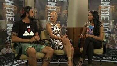 Se Liga no lançamento do filme 'Entre Nós' (Bloco 01) - Paulo Vilhena, Carolina Dieckmann e grande elenco estão no longa.