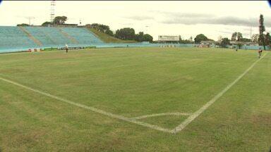Londrina recebe o Jotinha no Estádio do Café - Londrina venceu o primeiro jogo e tem a vantagem do empate.