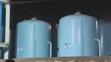 Governo entrega nova estação de tratamento de água em Santana - Governo entrega nova estação de tratamento de água em Santana