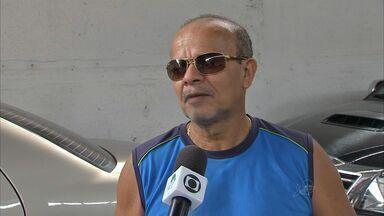 Motoristas reclamam da atual forma de cobrança dos estacionamentos de Fortaleza - Câmara de Vereadores de Fortaleza aprovou projeto de lei que altera a forma de cobrança dos estacionamentos.