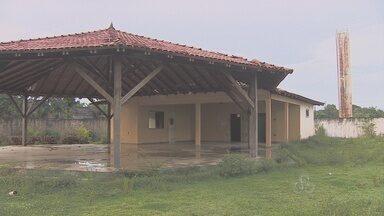 População do Loteamento Amazonas quer reaproveitar prédio abandonado - População do Loteamento Amazonas quer reaproveitar prédio abandonado
