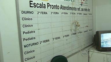 Moradores reclamam da demora no atendimento em postos de saúde em Cuiabá - Moradores reclamam da demora no atendimento em postos de saúde em Cuiabá