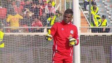 No Irã, Nilson relembra glórias no futebol pernambucano - Goleiro teve passagens marcantes por Santa Cruz e Náutico