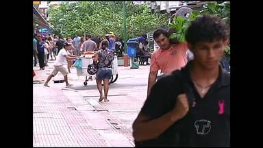 Crescimento das vendas do comércio santareno foi menor que a média estadual - O Pará teve o 13º melhor desempenho entre as unidades da federação.