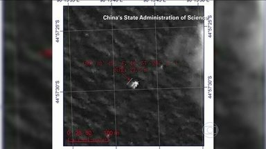 Imagens de satélite da China mostram supostas partes do Boeing 777 - Um objeto de 22 metros de comprimento foi localizado no Oceano Índico, a 120 quilômetros a Sudoeste onde australianos acreditavam estar os destroços do Boeing.