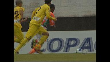 Começa neste domingo as semifinais do Campeonato Sul-mato-grossense - O Ivinhema enfrenta o Águia Negra no estádio Saraivão e o Naviraiense recebe o Cene no Virotão.