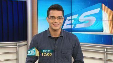 Confira o que será notícia no ESTV 1ª edição de hoje (24) - As principais notícias do Espírito Santo estão no ESTV 1ª edição. De segunda a sábado, 12h, na TV Gazeta.