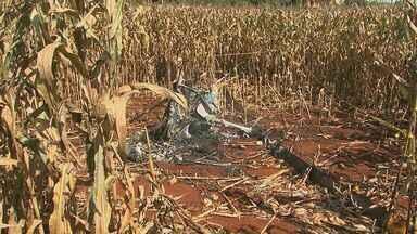 Vítimas de queda de um helicóptero em Bonfim Paulista serão enterradas nesta segunda-feira - Vítimas de queda de um helicóptero em Bonfim Paulista serão enterradas nesta segunda-feira