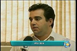 Secretário da receita municipal esclarece as dúvidas sobre o IPTU - Allan Maux explica a importância do pagamento do imposto e as formas de pagamento.
