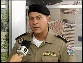 Patrulha MG: Tenente Coronel da PM conversa sobre segurança pública - Autoridade valadarense comenta os índices de criminalidade na cidade.