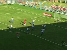 Inter vence o Cruzeiro por 3 a 1 pelas quartas de final do Gauchão - Agora o desafio é o Caxias.