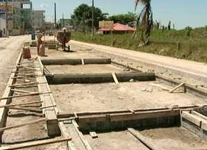 Quiosqueiros de Itapemirim, Sul do ES, são obrigados a deixarem quiosques - O município foi notificado pela Justiça porque as construções estão na área da união.