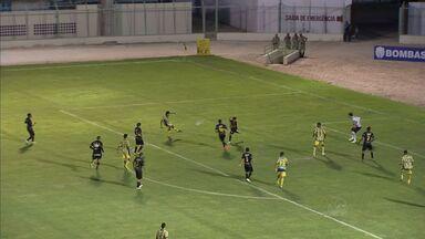 Horizonte vence Guarani de Juazeiro no Domingão - Galo do Tabuleiro marcou 1 a 0 com Fernando Sobral.