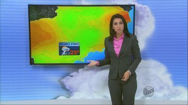 Confira a previsão do tempo para esta terça-feira (25) no Sul de Minas - Confira a previsão do tempo para esta terça-feira (25) no Sul de Minas