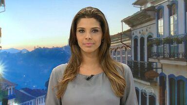 Frio deve permacer em Belo Horizonte até a quarta-feira - Veja previsão do tempo