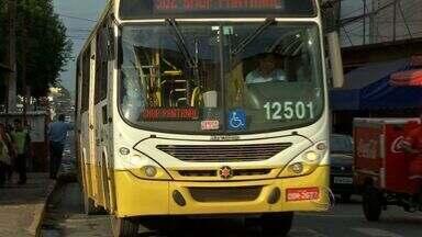 Passageiros reclamam do tratamento de motoristas em ônibus de Cuiabá - Passageiros estão reclamando do tratamento de motoristas em ônibus de Cuiabá.