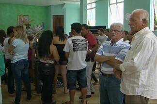 Universitário assassinado em Salvador é enterrado no último domingo em Brumado - O corpo foi velado no Centro Paroquial da Igreja Matriz de Brumado.