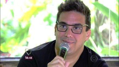 André Marques revela para Ana Maria o que o motivou a emagrecer - O apresentador conta como conseguiu perder peso