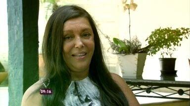 Mãe de André Marques: 'Para mim ele nasceu de novo' - Ela fala com orgulho do filho pelas conquistas ao longo da vida
