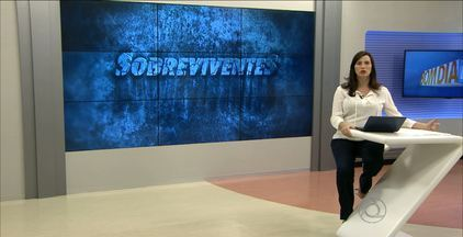 Série Sobreviventes vai mostrar história de pessoas que conseguiram viver após tragédia - Série vai ao ar a partir desta terça-feira.
