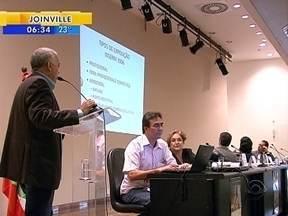 Audiência na Alesc discute uso do amianto na construção civil em SC - Audiência na Alesc discute uso do amianto na construção civil em SC