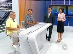 Miguel e Roberto falam dos jogos de Avaí e Figueirense pela Copa do Brasil - Miguel e Roberto falam dos jogos de Avaí e Figueirense pela Copa do Brasil