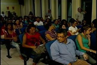 Greve dos servidores municipais de Petrolina é tema da sessão da Câmara de Vereadores - A noite foi movimentada na última terça-feira (1) na sessão. Um Projeto de Lei entrou na pauta e gerou polêmica.