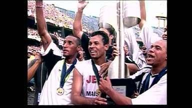 Santos treina para encarar o Mixto-MT pela Copa do Brasil - Peixe vai reencontrar o capitão de 2002, Paulo Almeida