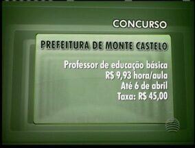 Confira as oportunidades de concursos para a região de Presidente Prudente - Fique atento aos prazos de inscrições.