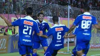 Ricardo Goulart espera repetir a boa atuação contra La U no Chile - O meia do Cruzeiro quer repetir o feito da partida contra o Universidad de Chile no Mineirão, no Chile