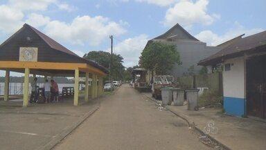 Cidade da Guiana Francesa na fronteira com o Brasil elege novo prefeito - A CIDADE DA GUIANA FRANCESA QUE FICA NA FRONTEIRA COM O BRASIL ELEGEU UM NOVO PREFEITO QUE NA SEMANA QUE VEM JÁ TOMA POSSE. SAINT GEORGES TEM MUITA INFLUÊNCIA DE BRASILEIROS. ATÉ A NOVA VICE-PREFEITA TEM NO DNA AS CORES VERDE E AMARELO.