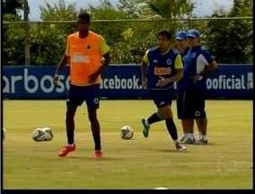 Esporte: Cruzeiro se prepara para enfrentar o Universidad do Chile - Confira a preparação do time Celeste.