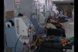 Hospitais reclamam da falta de repasse para a hemodiálise, em Campina Grande - Segundo o Sindicato dos Hospitais os pacientes vão ser prejudicados.