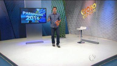 Veja a edição na íntegra do Globo Esporte Paraná de quarta-feira, 02/04/2014 - Veja a edição na íntegra do Globo Esporte Paraná de quarta-feira, 02/04/2014