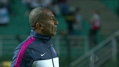 Cristóvão Borges é o novo treinador do Fluminense - Renato Gaúcho foi substituído por Cristóvão Borges. O novo treinador se destacou no Vasco, em 2011.
