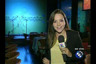 Evento lança nova programação da Rede Globo em Belém - Nova programação da Rede Globo é apresentada ao mercado publicitário em evento no Mangal das Garças
