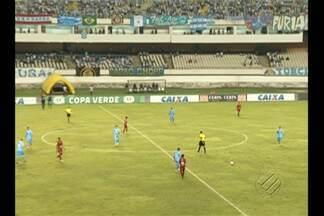 Veja os gols de Paysandu 2 x 1 Brasília - Papão saiu na frente na decisão da Copa Verde