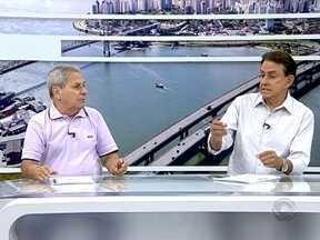 Roberto Alves e Miguel Livramento falam dos times catarinenses na Copa do Brasil - Roberto Alves e Miguel Livramento falam dos times catarinenses na Copa do Brasil