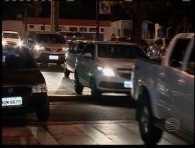 Avenida da Saudade, em Presidente Prudente, exige atenção dos motoristas - No final de semana, um jovem de 23 anos morreu em um acidente.