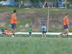 São Luiz de Ijuí enfrenta o Nacional nesta quarta-feira pela Copa do Brasil - Time será o primeiro clube do RS a jogar na ova Arena da Amazônia.