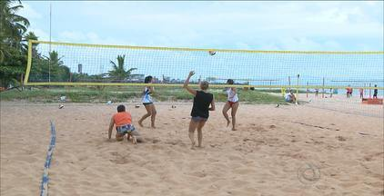 Paraíba tem quatro representantes no Super Praia B de Vôlei de Praia - Destaque para é Álvaro Filho, que com nova dupla teve que recomeçar de baixo.