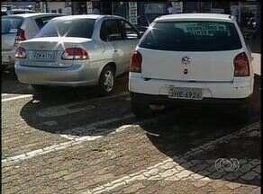 Estacionamento rotativo deve funcionar a partir do segundo semestre em Palmas - Estacionamento rotativo deve funcionar a partir do segundo semestre em Palmas