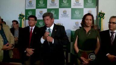 José Filho define equipe de governo e número de secretarias do PMDB cresce - José Filho define equipe de governo e número de secretarias do PMDB cresce