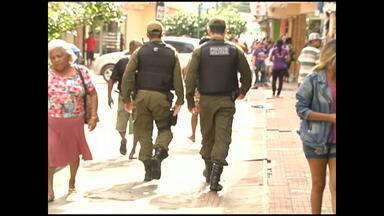 PM's voltam ao trabalho em Santarém. - Depois de 5 dias de manifestação, os praças acompanharam a decisão estadual e voltaram às ruas, com a promessa do governo em negociar melhorias salariais.