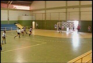 Segundo dia de jogos no JEMG em Montes Claros, atletas mostram garra e determinaçã - Jogos vão até o dia 12 de abril.