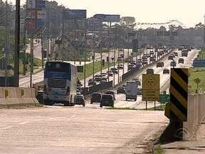 Trânsito: movimento deve ser intenso na volta do feriado em Santa Catarina - Trânsito: movimento deve ser intenso na volta do feriado em Santa Catarina